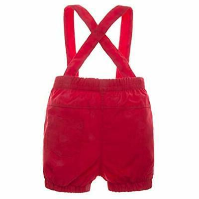 BIG ELEPHANT Baby 2 T-Shirt Suspender Shorts