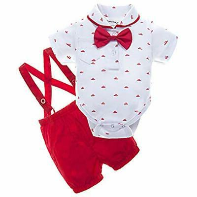 big elephant short sets baby boys 2