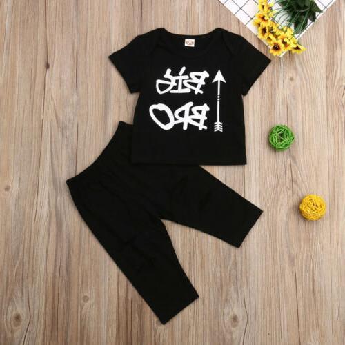 Big/Little Set Baby Pants Outfits