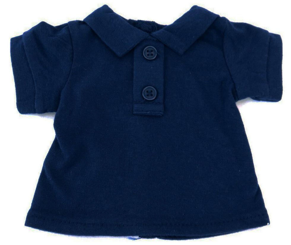 For Baby Doll 3 Navy & Pawprint Pants