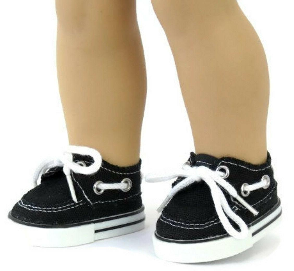 black canvas boat shoes boy made