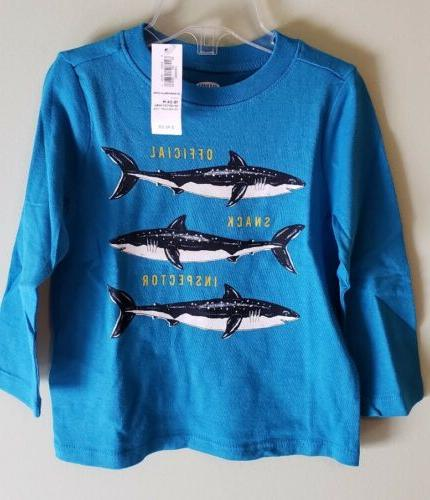 Old 18-24 MONTH Long Sleeve 7 Lot #12-168-818