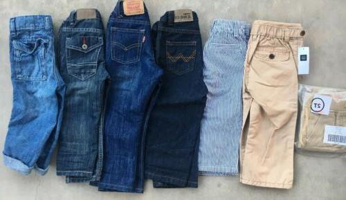Boys Toddler 18-24mos Clothing Lot 36 Pieces Gap Lucky Brand