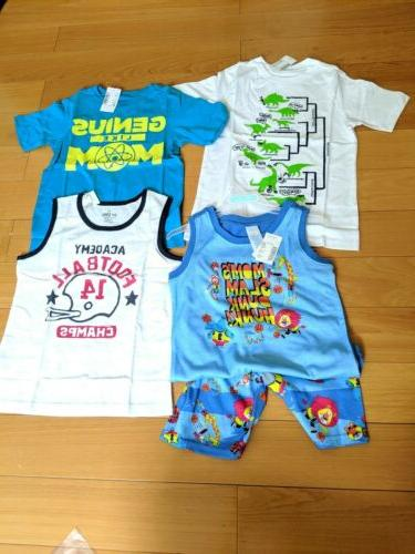 brand new size 4t toddler boys summer