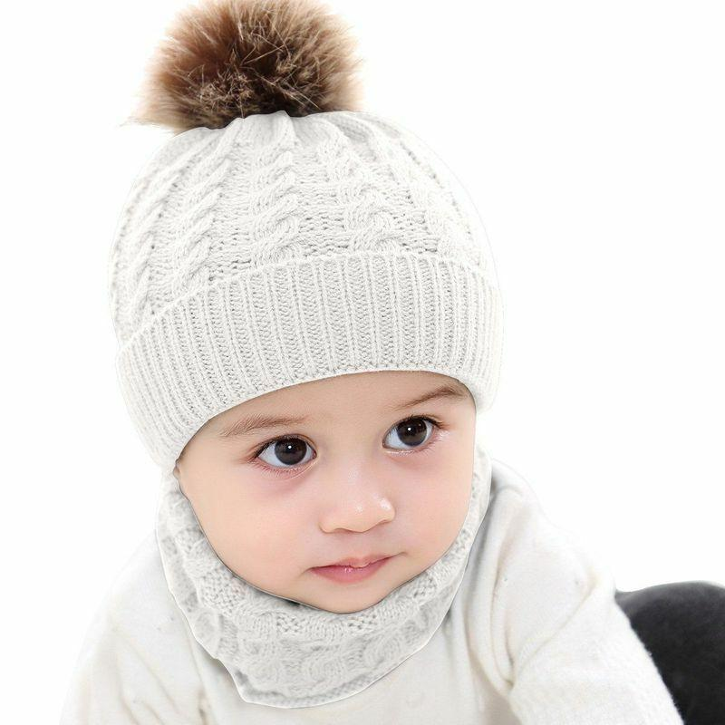 cap scarf 2 piece suit baby young