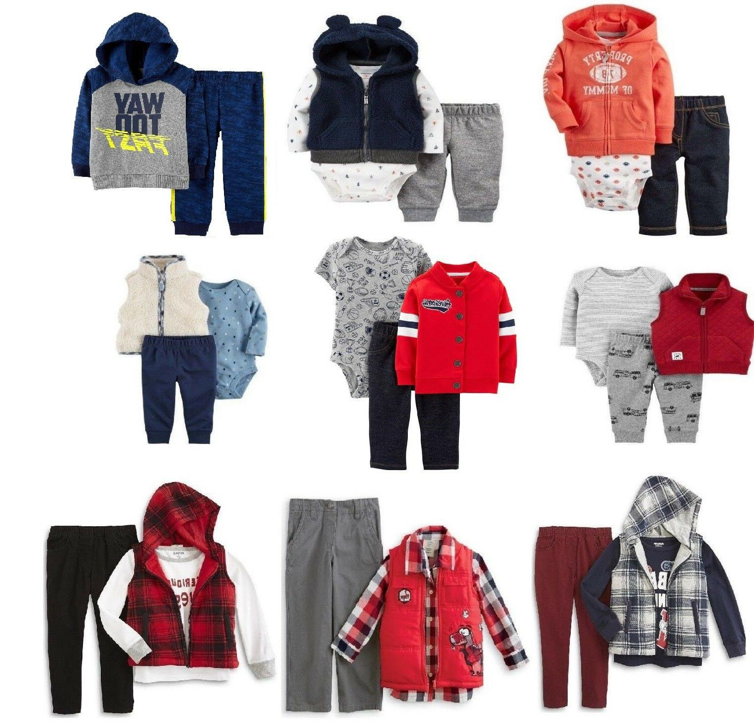 carters baby boys clothes cotton outfit clothing