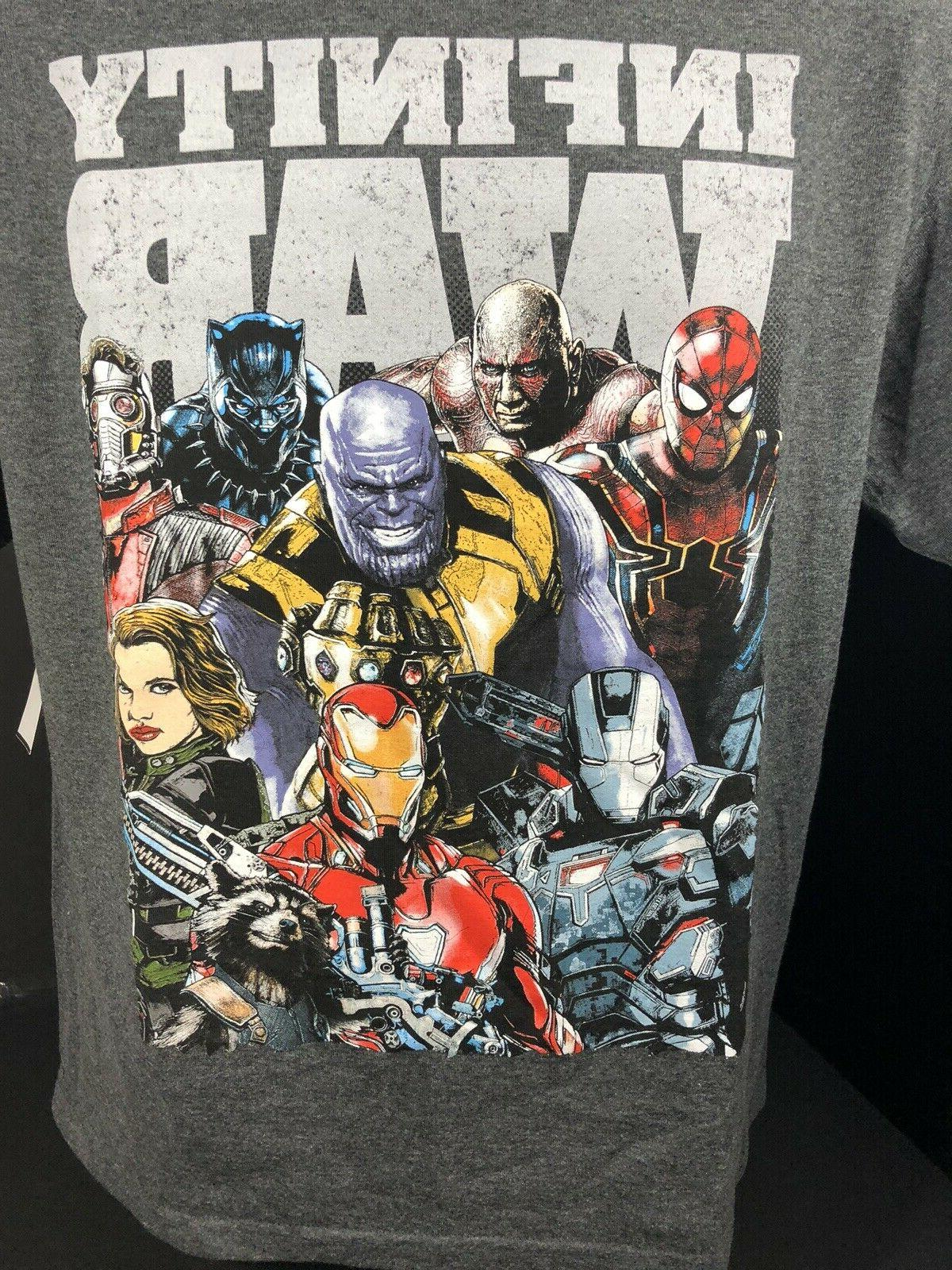Childrens Clothes Boys Marvel Wars Size New