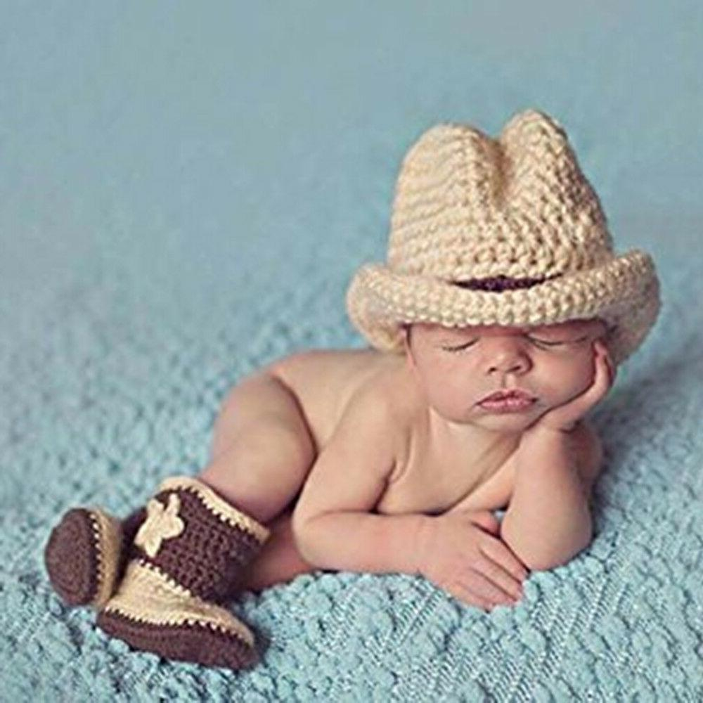 Cute Frog Newborn Baby Hats Outfits