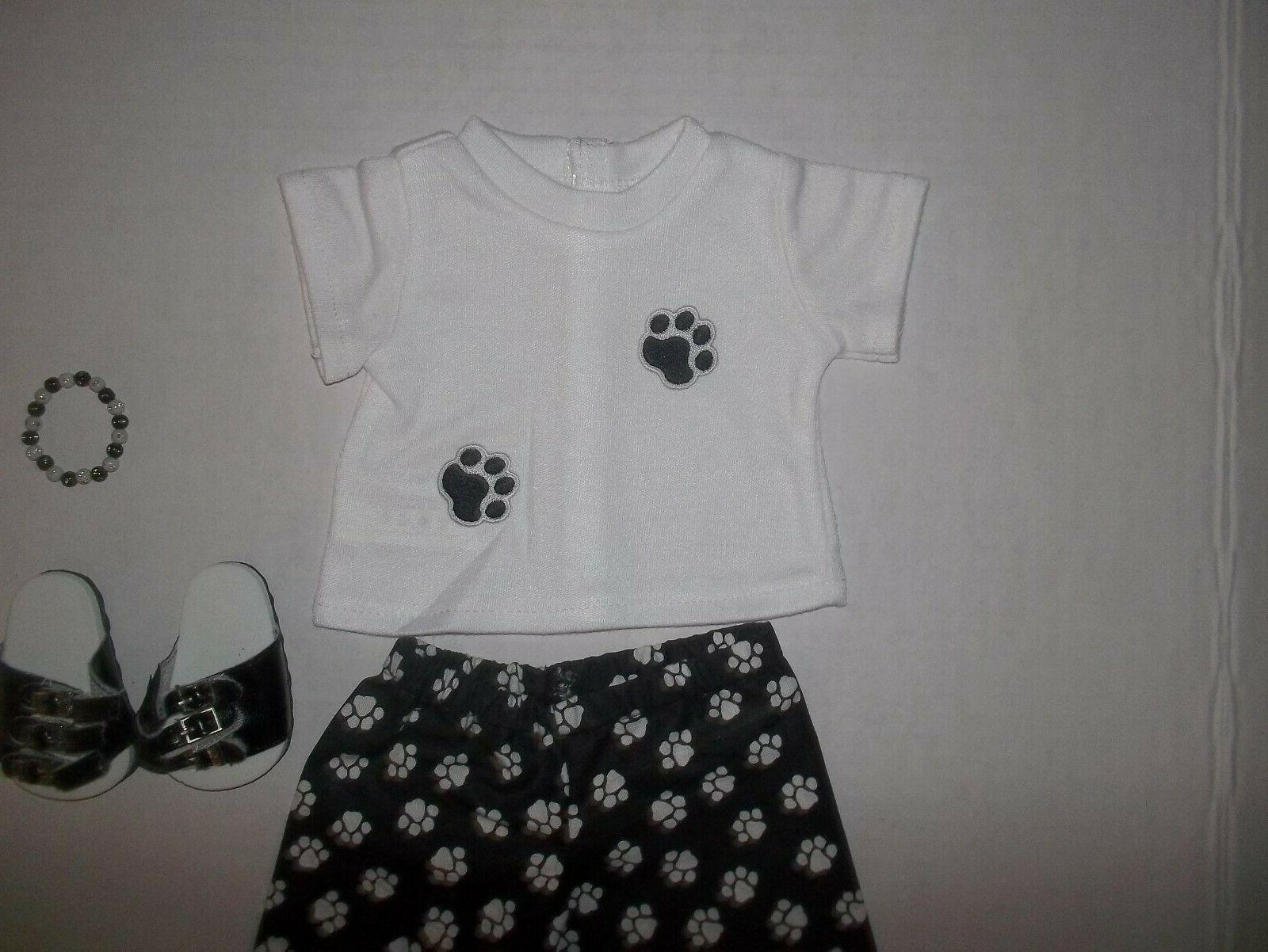 """Dogs clothing clothes 18"""" American boy doll"""