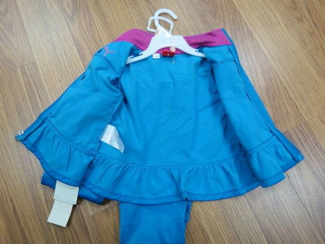 PUMA PIECE SET BLUE SIZE 2T K356K