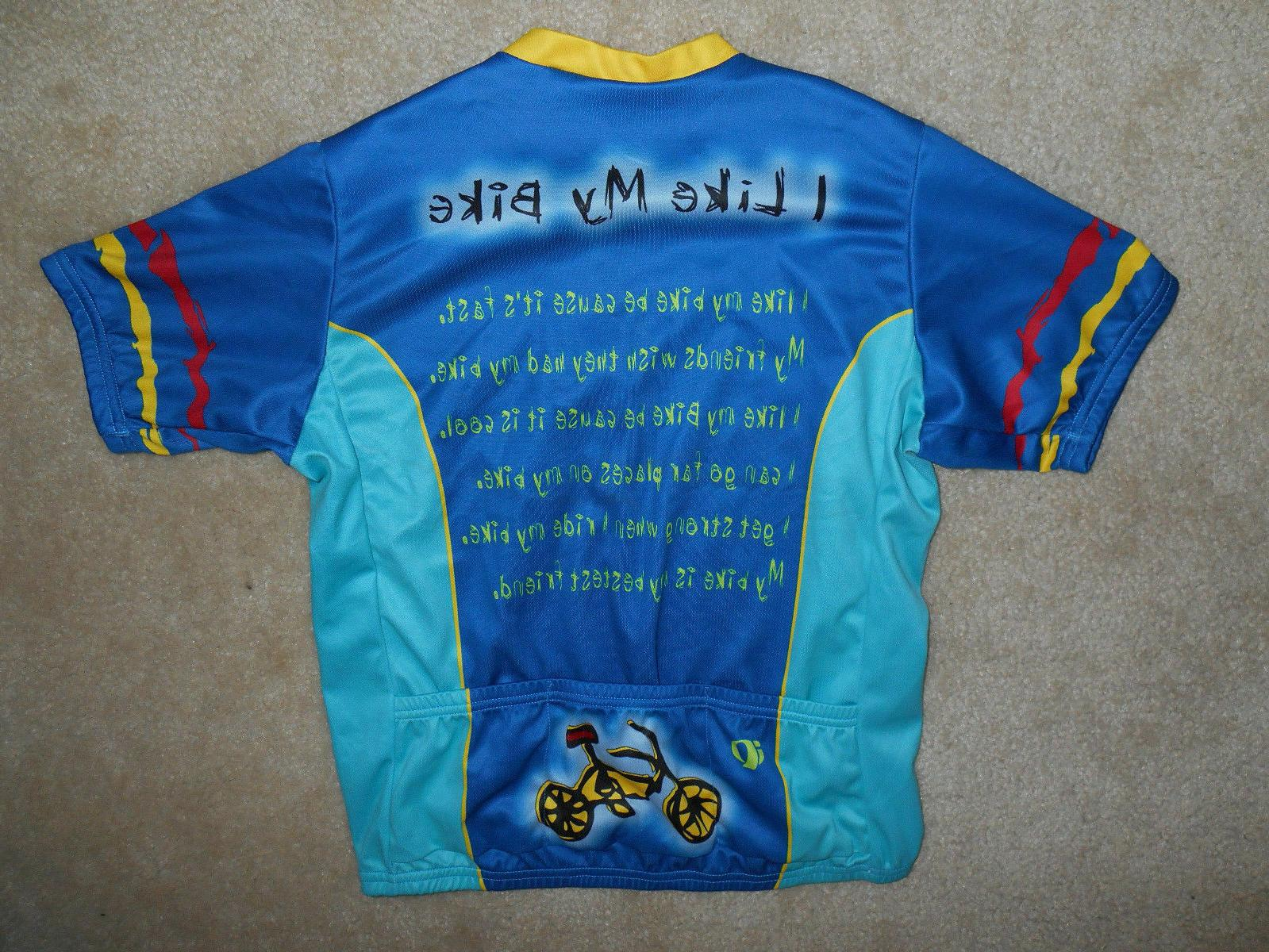 Pearl Like My Kids Youth Cycling XL Extra Large