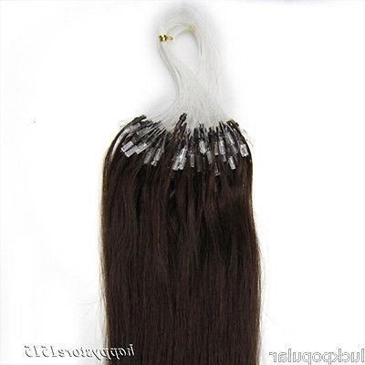 Indian Human Extensions Micro Easy US