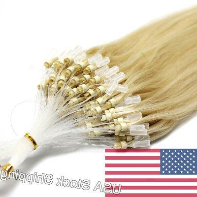 Indian Extensions Micro Ring Bead Easy US