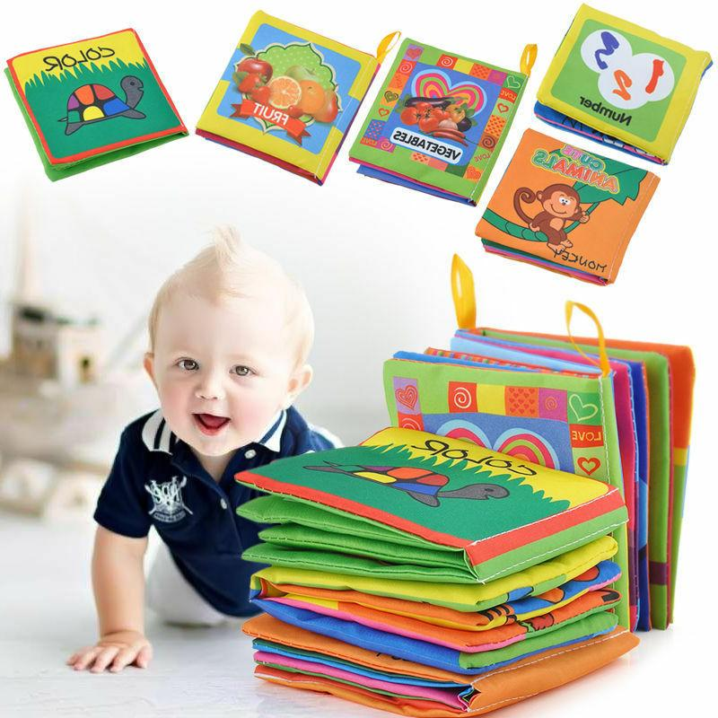 Intelligence Cloth Bed Cognize Book Fr Baby Boy