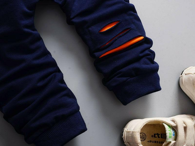 Kids Boys Outfits Clothing Boy Clothes T-shirt Pants
