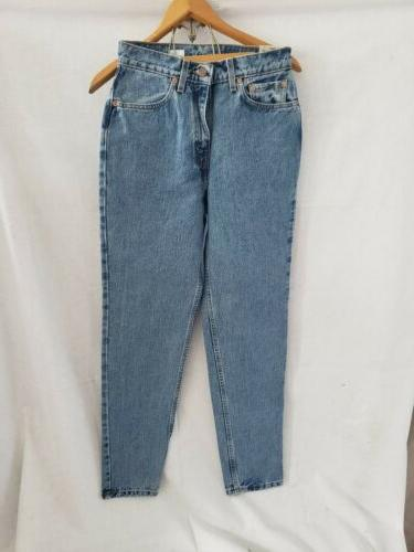 Levi's 8 Long Tapered Tapered Made