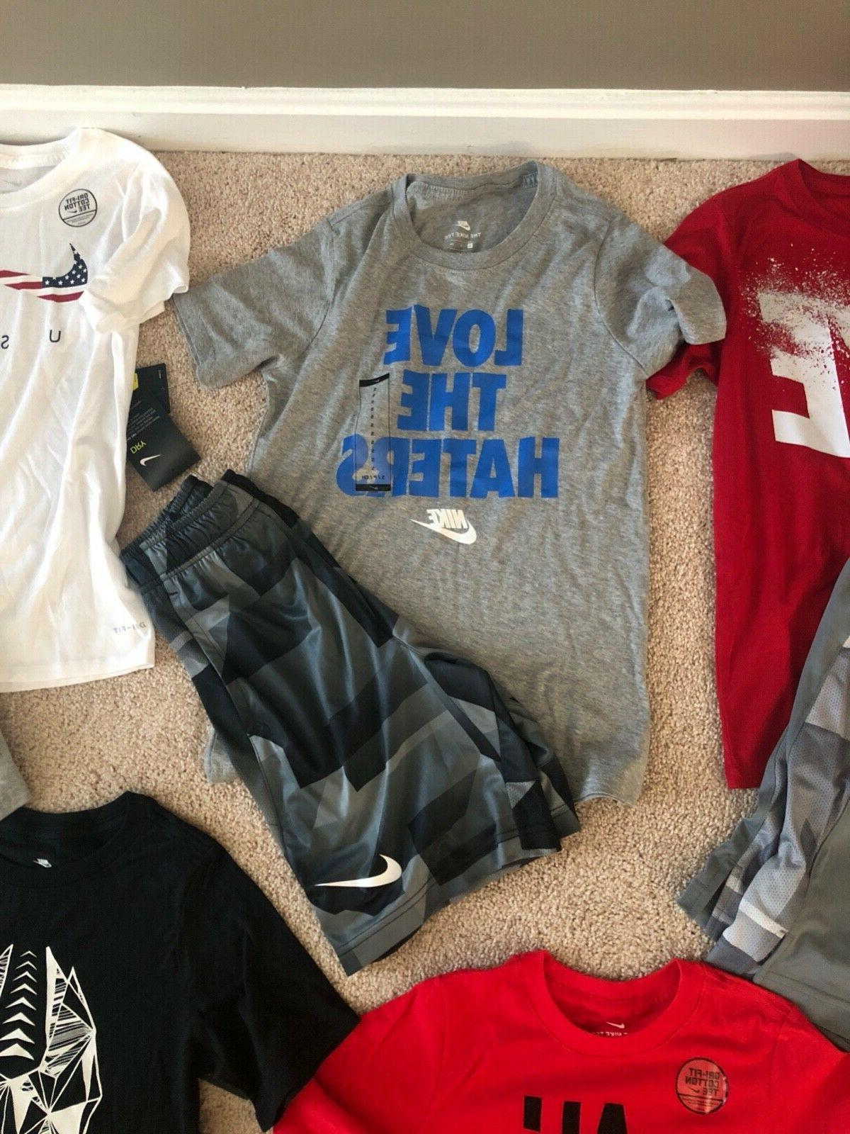 lot of boys clothes-size 8-10