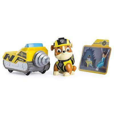mission paw rubbles mini miner figure