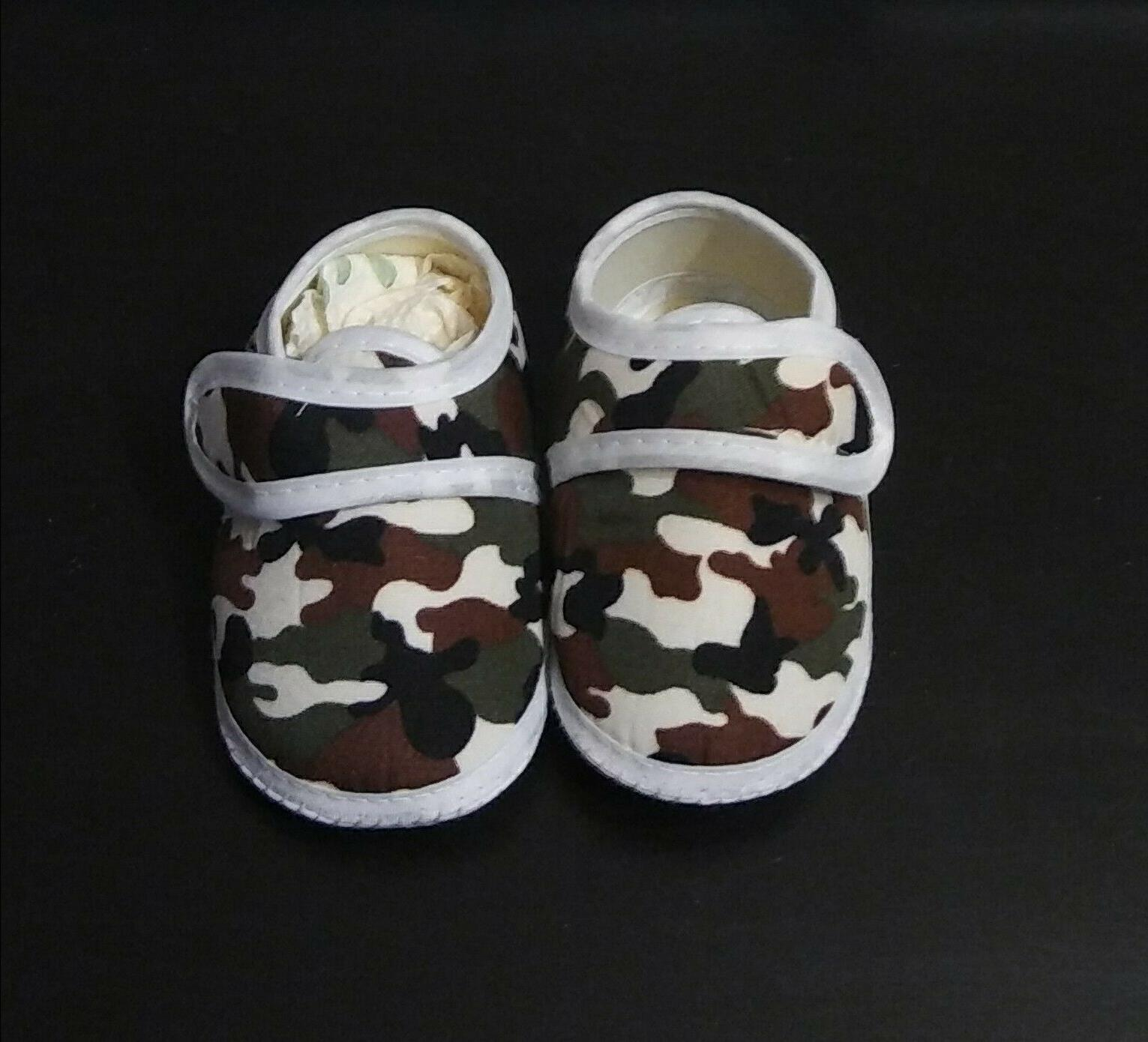New Gift Fathers Day Clothing Baby Soft Shoes