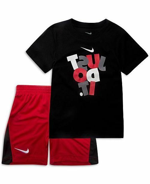 New Nike Dri-FIT & Shorts Set Choose Size & Color MSRP