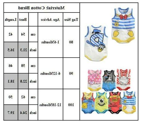 Newborn Baby Boys Girls Marvel Jumpsuit