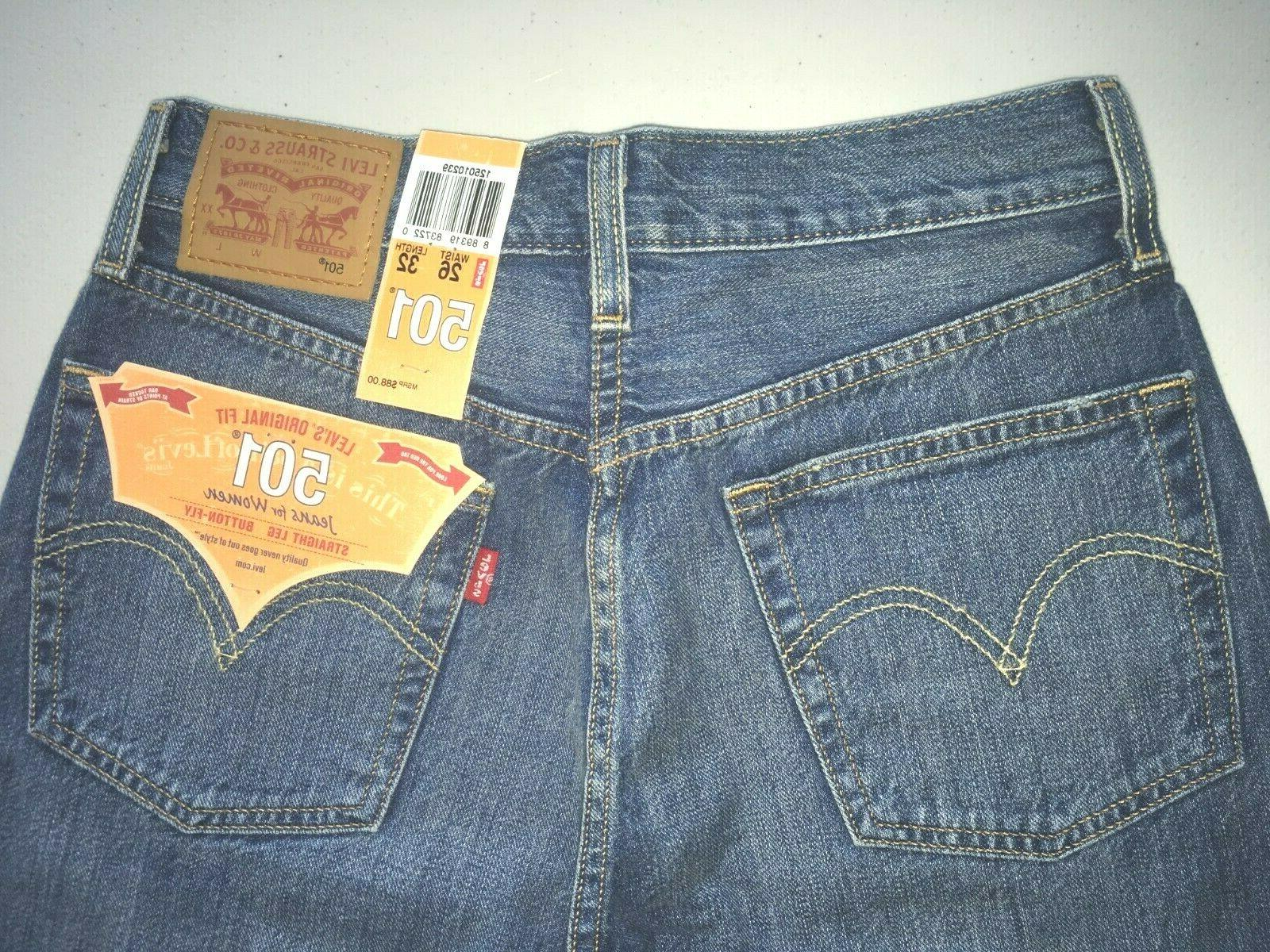 NWT Levi's Fit