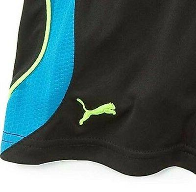 NWT SZ PUMA OUTFIT TOP/ BLUE,BLACK,YELLOW 2T
