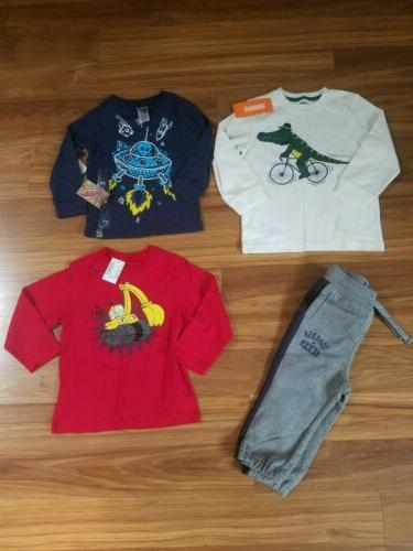 NWT Toddler Boys Fall/ Winter Size /2T~