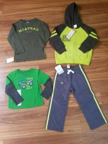 NWT Boys Winter CLOTHES Lot ~ Size