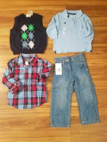 NWT Toddler Fall/ Winter Lot