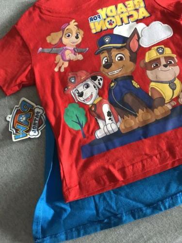 NWT Boys Paw And Cape For