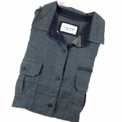 paper cloth and denim boys chambray blue