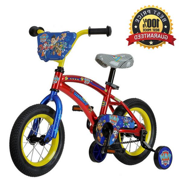 Paw Patrol Bike Tricycle For Kids Boys Girls Toddler Nickelo