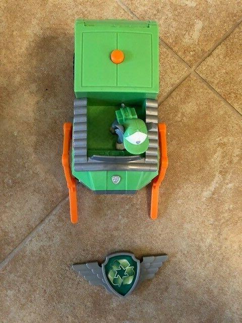 Paw Truck and Gift Boys Girls Toys