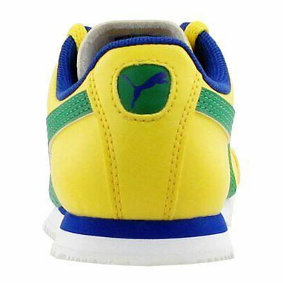 Puma Roma Casual Shoes Yellow -