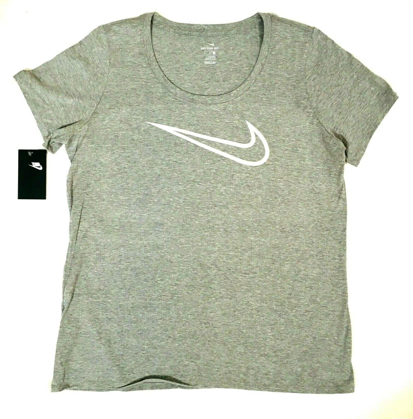 NIKE T AUTHENTIC GRAPHIC WORKOUT TEES NECK XS 3XL