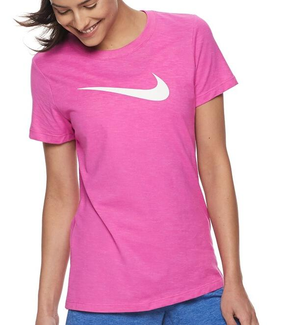 NIKE AUTHENTIC PICK WORKOUT V NECK XS