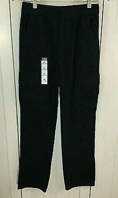 The Children's Place Boys Navy Blue Cargo Pants Size 16