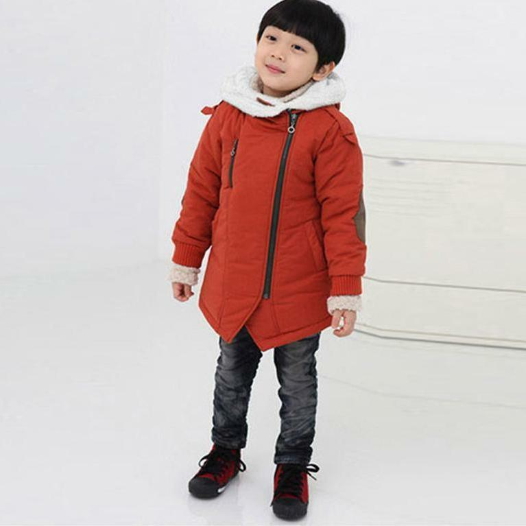Toddler Baby Winter Outerwear Hooded Clothing