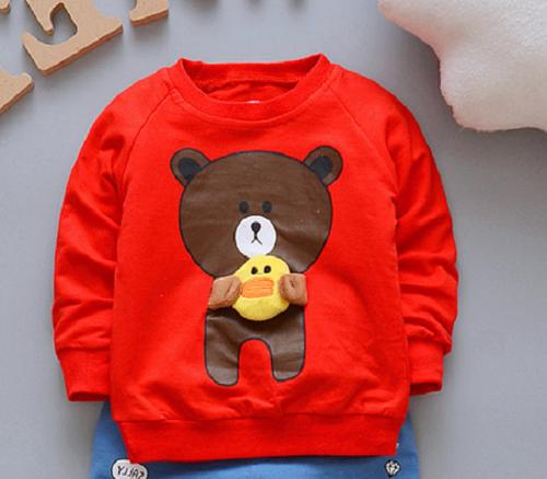 Toddler Clothing Baby Cotton Infant Kids