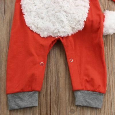 US Fashion Baby Girls Jumpsuit Cotton Outfit