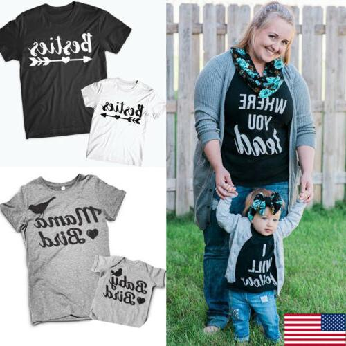 us mom and baby girl boy clothes