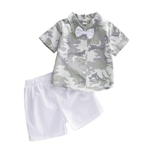 us summer toddler baby boy kid clothing