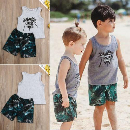 US Toddler Kids Baby Boy Boys + Clothes