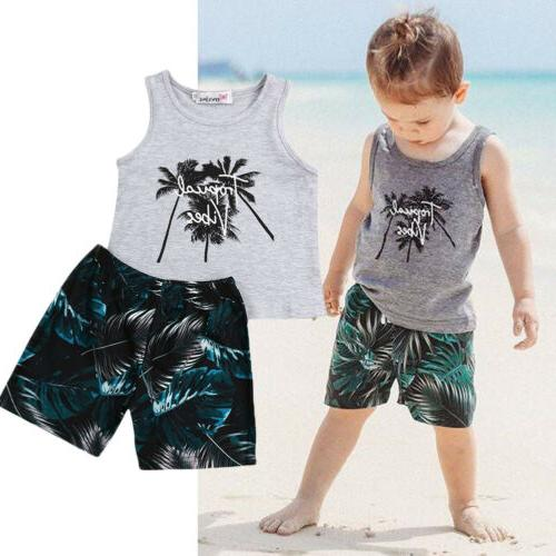 us toddler kids baby boy boys outfits