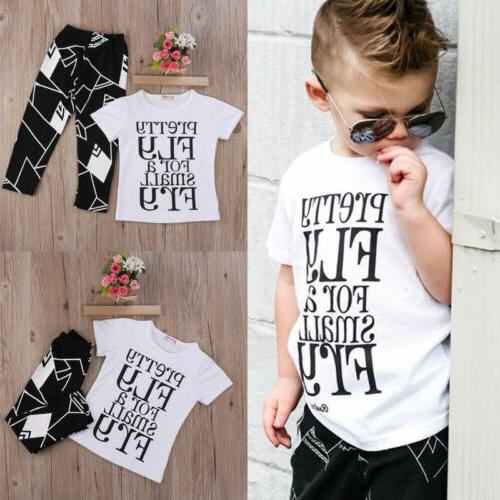 us toddler kids baby boy cute outfits