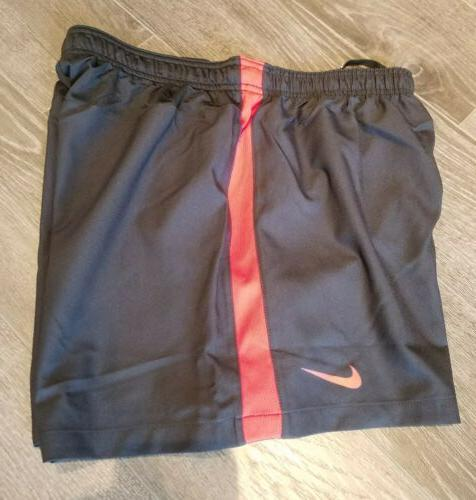 Nike Women's Running Shorts Medium Black Basketball