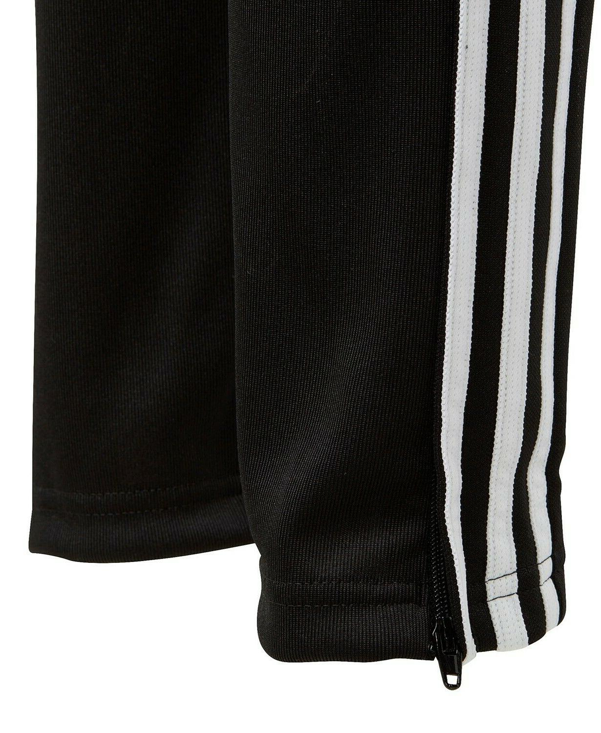 Adidas Youth 19 Climacool Slim-Fit Taper Pants Boy's