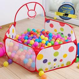 Large Ball Tent Baby Toy Stages Learn Laugh Toddler Kids Boy