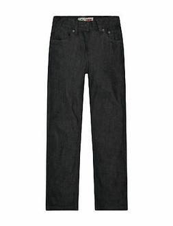 Levi's Boys 550 Relaxed Fit Jeans Humboldt Size 12 Regular